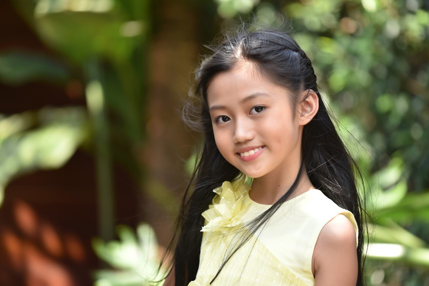 6 diễn viên nhí thừa sức kế tụng Angela Phương Trinh của Vbiz: Toàn thành tích khủng, đặc biệt số 2 và 3 còn là mẫu nhí chuyên nghiệp - Ảnh 17.