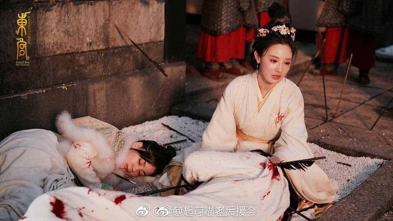 Đông Cung: Tiểu Phong chạm đáy nỗi đau khi Lý Thừa Ngân ép cô chứng kiến Cố Kiếm bị giết chết - Ảnh 6.