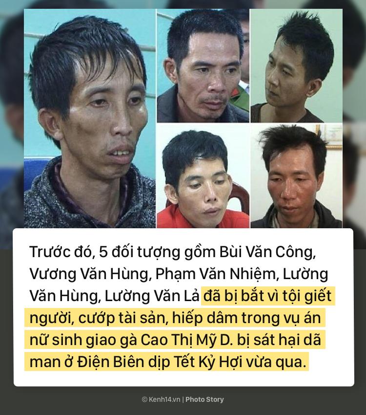 Những tình tiết gây sốc khi bắt giữ thêm 3 đối tượng liên quan vụ trọng án nữ sinh giao gà bị sát hại, cưỡng hiếp - Ảnh 13.