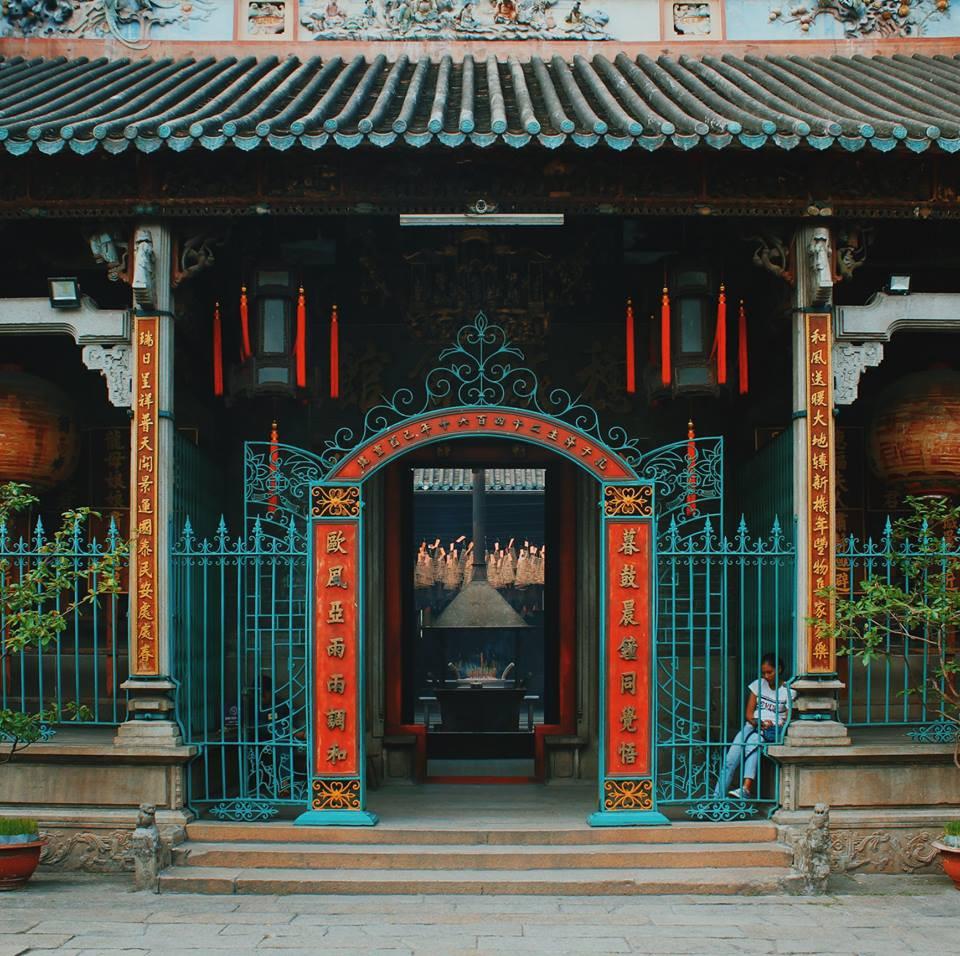 Biết là Sài Gòn có China Town nhưng không ngờ khi lên hình lại đẹp mê ly như thế này! - Ảnh 6.