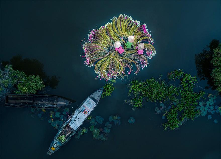 Góc hãnh diện: 3 ảnh chụp ở Việt Nam được vinh danh là Ảnh drone vui tươi nhất và Ảnh drone thể thao đẹp nhất thế giới - Ảnh 2.