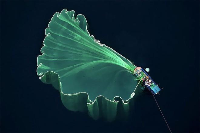 Góc hãnh diện: 3 ảnh chụp ở Việt Nam được vinh danh là Ảnh drone vui tươi nhất và Ảnh drone thể thao đẹp nhất thế giới - Ảnh 1.
