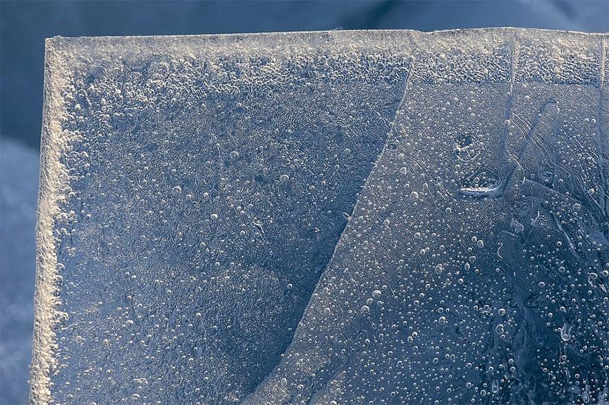 Băng ở hồ Mỹ vỡ thành hàng triệu mảnh, dân mạng băn khoăn: Frozen đời thực hay gì? - Ảnh 6.