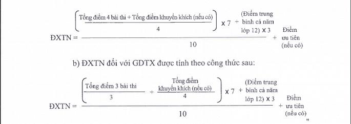 Chính thức công bố Quy chế thi THPT Quốc gia 2019 - Ảnh 2.