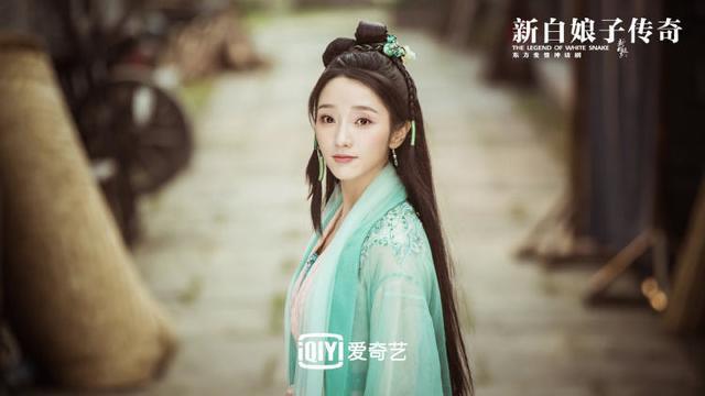 Netizen Trung chê Vu Mông Lung mặt rắn, Cúc Tịnh Y xài đồ taobao trong Tân Bạch Nương Tử Truyền Kỳ - Ảnh 10.
