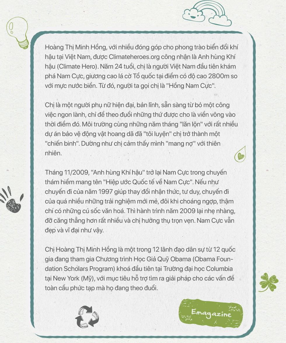 Anh hùng khí hậu Minh Hồng: Zero Waste không phải là giảm việc vứt đi, mà là… giảm mua - Ảnh 1.