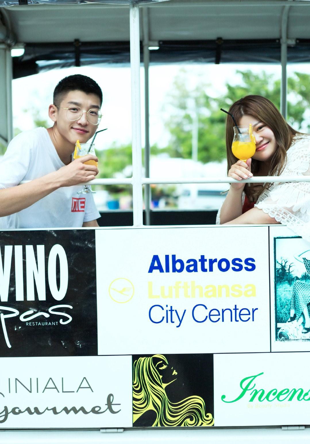 Cặp đôi đũa lệch nổi tiếng nhất Trung Quốc đã chính thức về chung một nhà: Anh muốn cho em một đời hạnh phúc! - Ảnh 5.