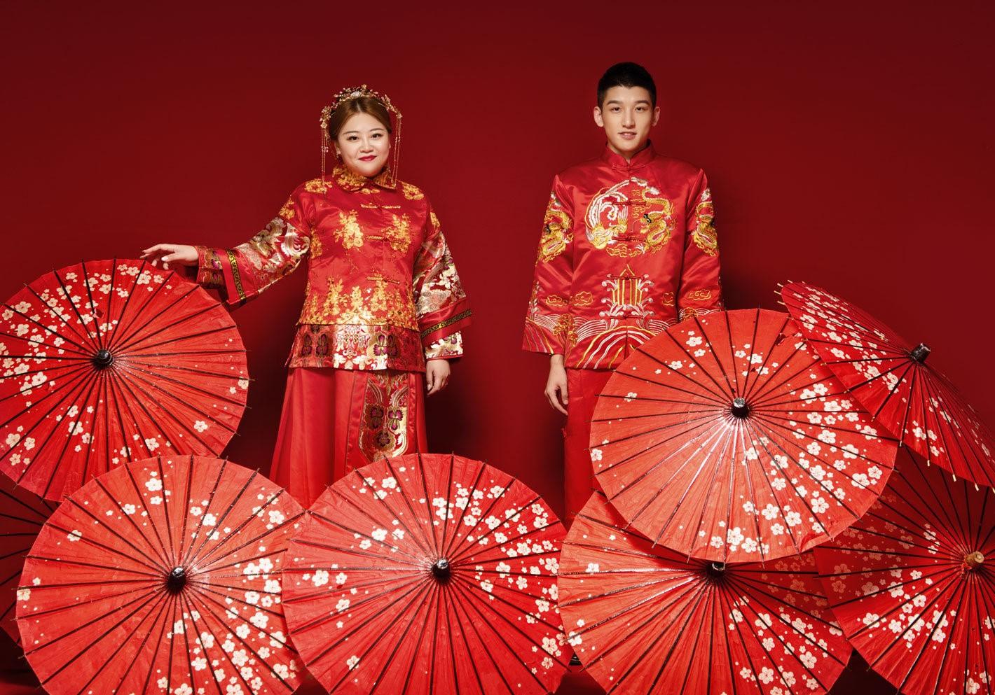Cặp đôi đũa lệch nổi tiếng nhất Trung Quốc đã chính thức về chung một nhà: Anh muốn cho em một đời hạnh phúc! - Ảnh 8.