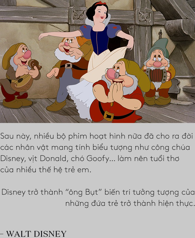 Disney: Từ giấc mơ của chàng hoạ sĩ nghèo đến đế chế tỉ đô độc quyền làng giải trí - Ảnh 5.