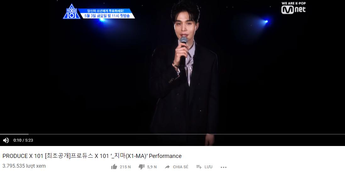 Bị chê không bằng các mùa trước, ca khúc chủ đề của Produce X 101 vẫn lập được kỷ lục mới - Ảnh 3.