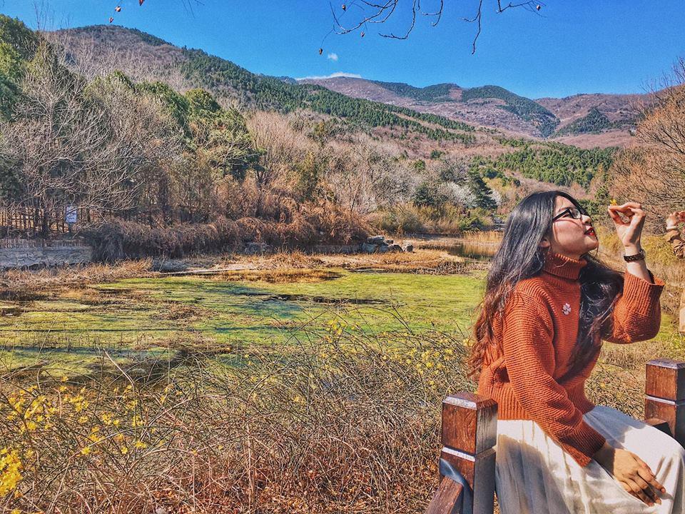 Đi du lịch một mình mà vẫn muốn có ảnh đẹp? Đọc ngay loạt bí kíp tự chụp đỉnh cao của cô nàng thực tập sinh tại Trung Quốc nhé! - Ảnh 11.