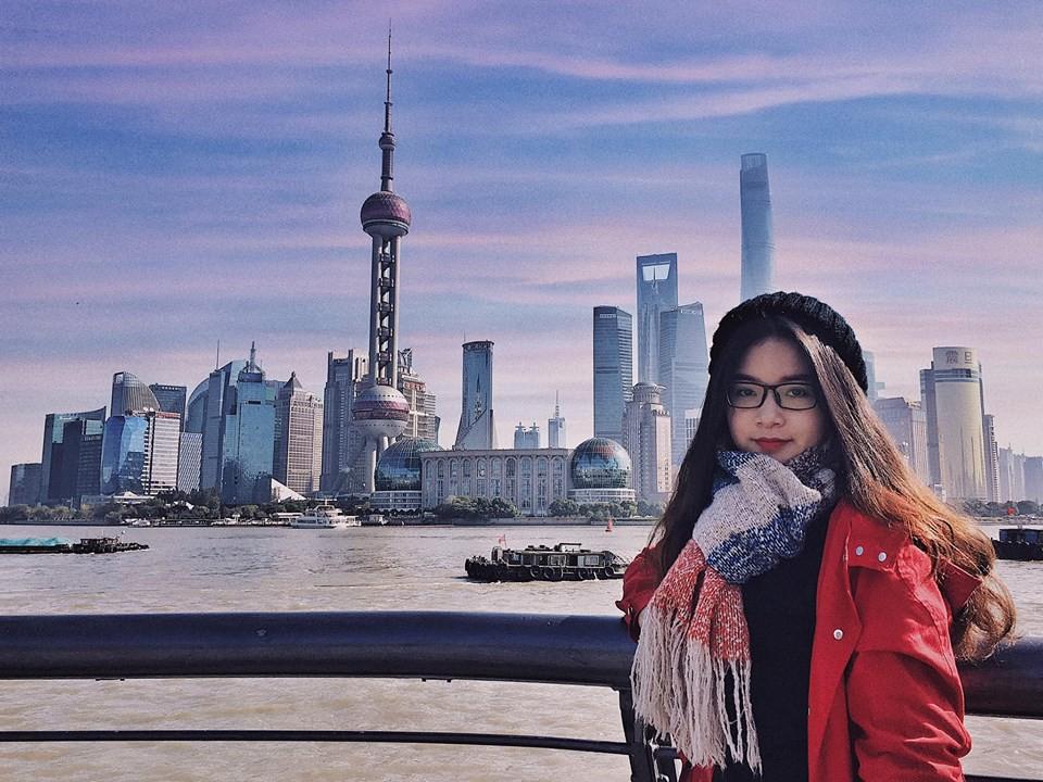 Đi du lịch một mình mà vẫn muốn có ảnh đẹp? Đọc ngay loạt bí kíp tự chụp đỉnh cao của cô nàng thực tập sinh tại Trung Quốc nhé! - Ảnh 16.
