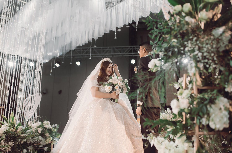 Loạt ảnh vừa lầy vừa cưng của cặp đôi đũa lệch nổi tiếng nhất Trung Quốc trước khi về chung một nhà - Ảnh 21.