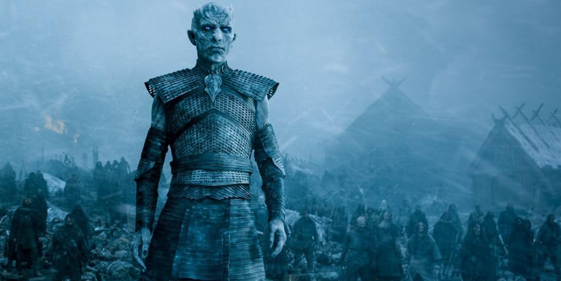Đội quân White Walkers là binh đoàn xác sống đáng sợ trong Game of Thrones - Ảnh 2.