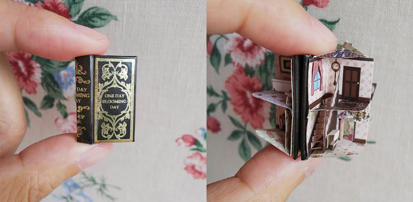 Lại là Nhật: Lật giở cả thế giới qua loạt sách mô hình bé bằng móng tay, giá khởi điểm 370.000 đồng/bộ - Ảnh 6.