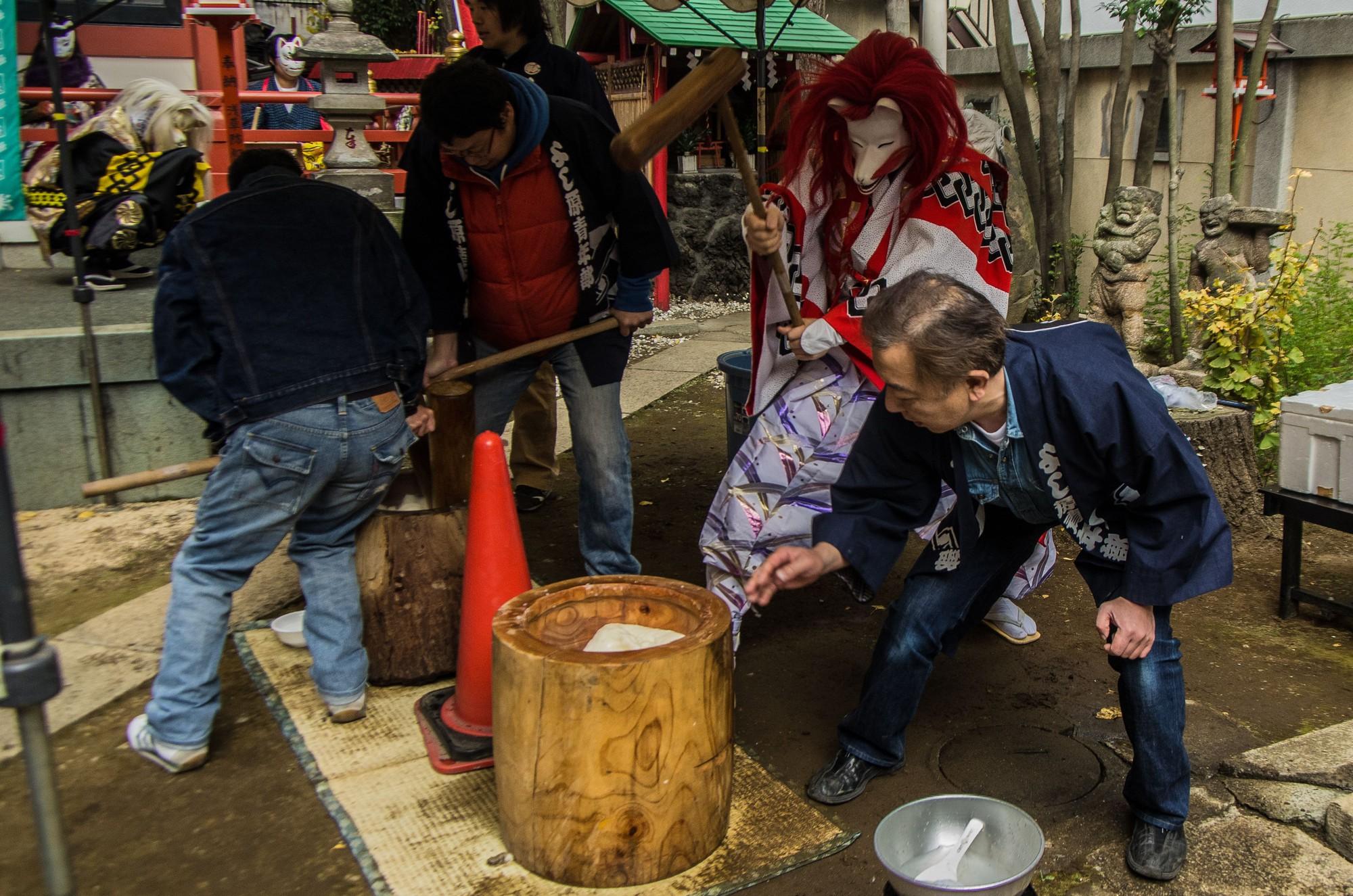Người Nhật ăn mochi quanh năm suốt tháng và đây là những lý do vì sao - Ảnh 5.