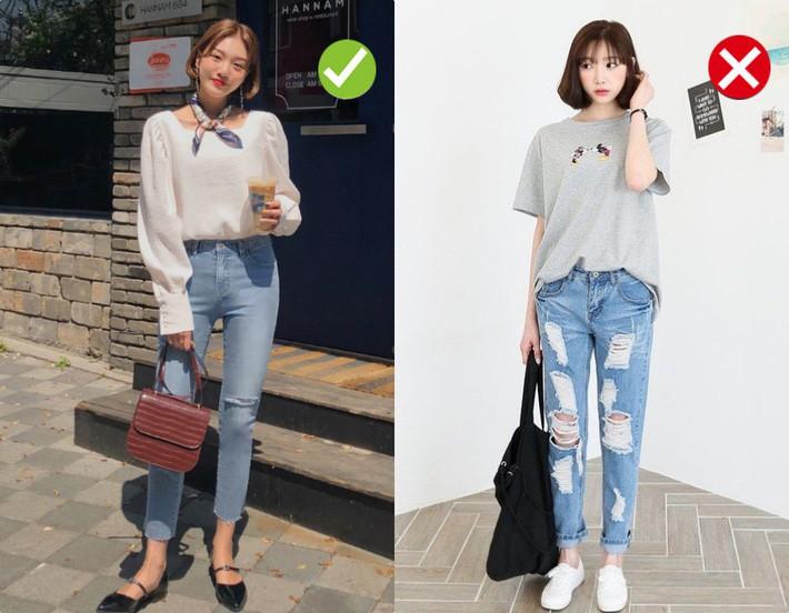 Chạm ngưỡng 30: Kiểu quần jeans nào là chân ái tôn dáng nịnh chân, kiểu quần nào cần loại bỏ ngay và luôn - Ảnh 2.