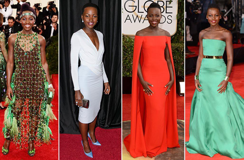 Nữ chính Us Lupita Nyongo: Xuất thân quý tộc Kenya, là biểu tượng thời trang Hollywood, 31 tuổi thắng Oscar - Ảnh 2.
