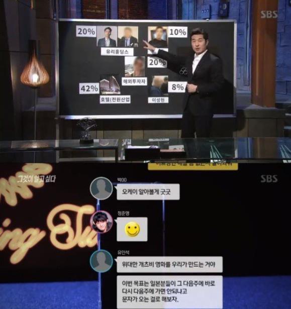 MC Kim Sang Joong dẫn dắt tập Burning Sun Gate của chương trình Unanswered Question - Ảnh 4.