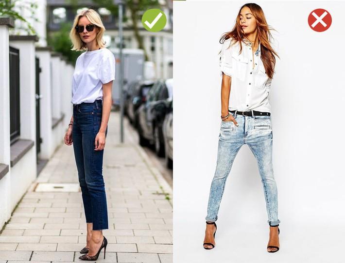 Chạm ngưỡng 30: Kiểu quần jeans nào là chân ái tôn dáng nịnh chân, kiểu quần nào cần loại bỏ ngay và luôn - Ảnh 5.