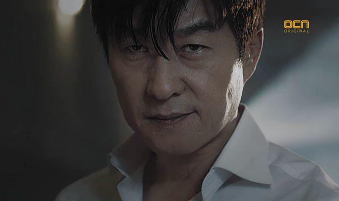 Kim Sang Joong trong phim Bad Guys - Ảnh 9.