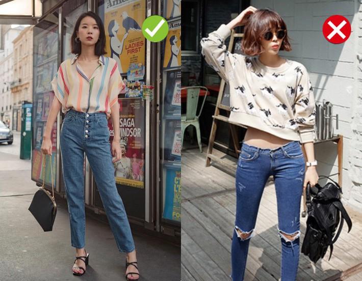 Chạm ngưỡng 30: Kiểu quần jeans nào là chân ái tôn dáng nịnh chân, kiểu quần nào cần loại bỏ ngay và luôn - Ảnh 6.