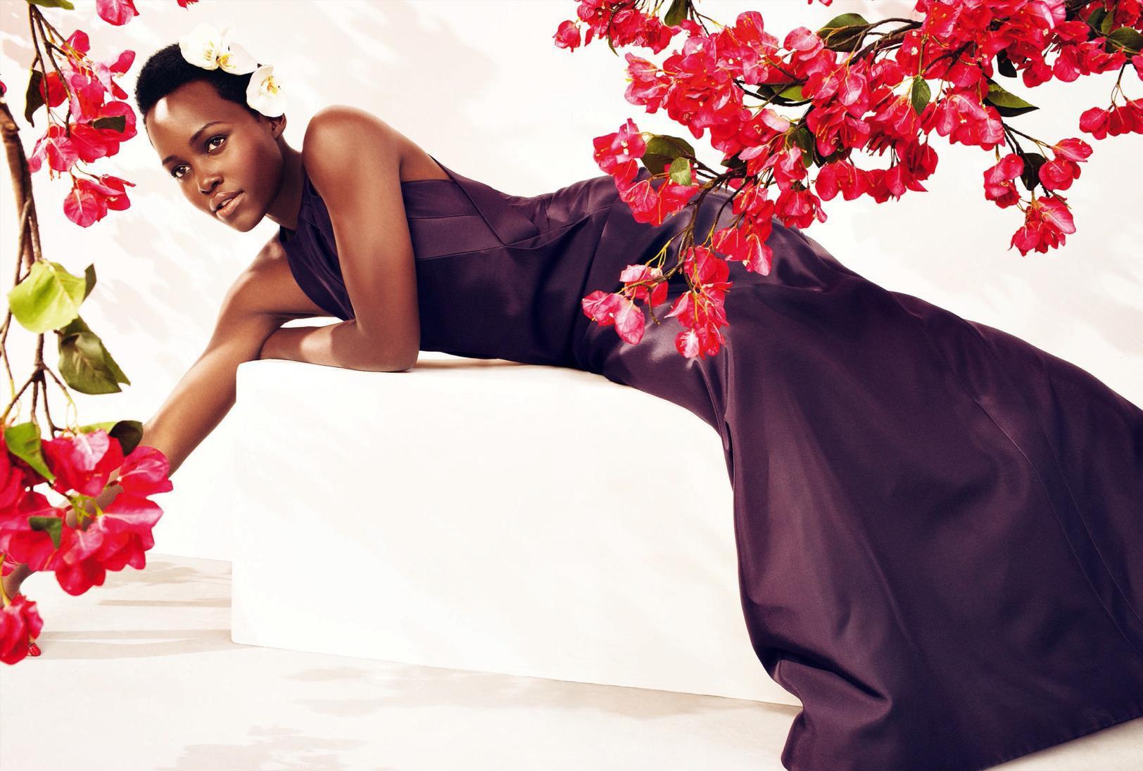 Nữ chính Us Lupita Nyongo: Xuất thân quý tộc Kenya, là biểu tượng thời trang Hollywood, 31 tuổi thắng Oscar - Ảnh 10.