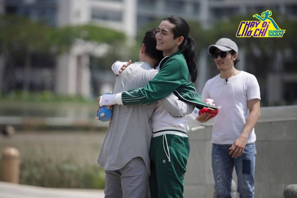 Chưa phát sóng mà Running Man Việt đã hé lộ khá nhiều loveline, đáng nghi nhất là cặp cuối cùng! - Ảnh 13.