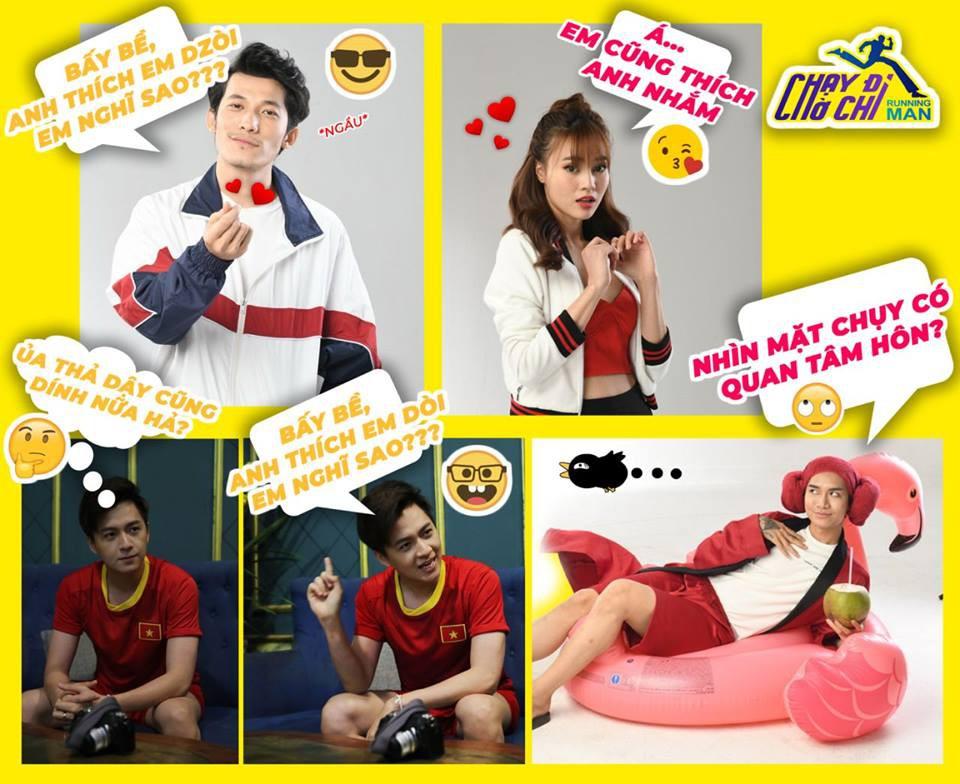 Khui loạt loveline của Running Man Việt trước giờ lên sóng, đáng nghi nhất là cặp cuối cùng! - Ảnh 7.
