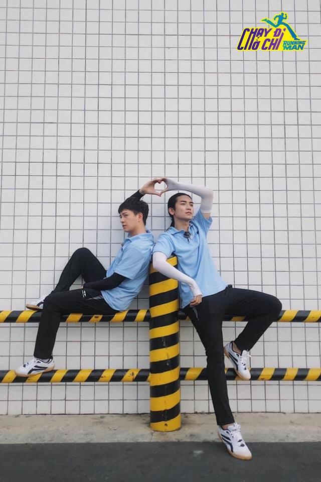 Chưa phát sóng mà Running Man Việt đã hé lộ khá nhiều loveline, đáng nghi nhất là cặp cuối cùng! - Ảnh 14.
