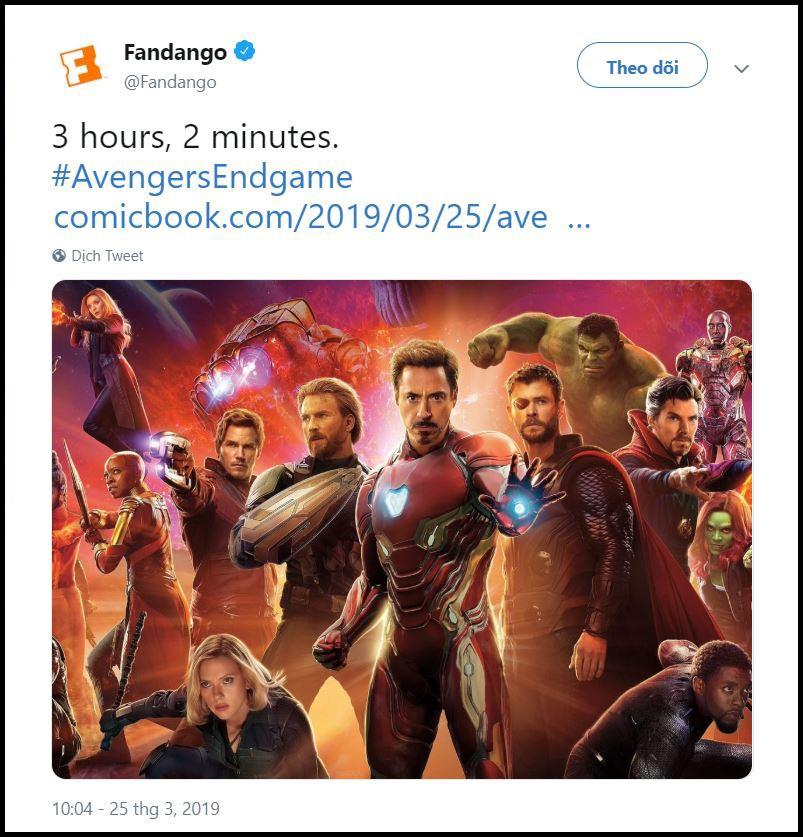 Endgame sẽ dài hơn 3 tiếng, fan đòi đóng bỉm đi xem để không mất cảnh phim nào - Ảnh 1.