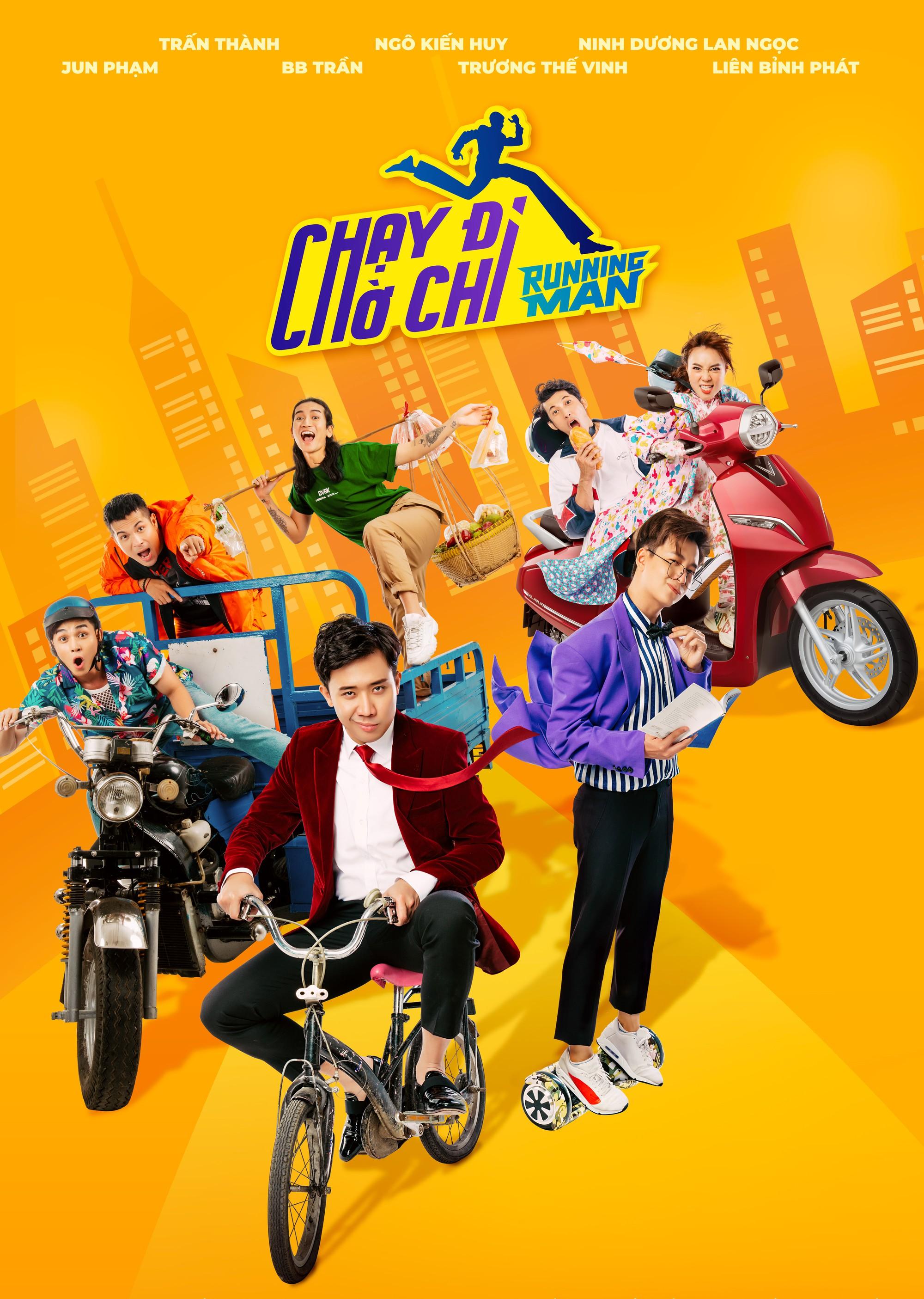 Khui loạt loveline của Running Man Việt trước giờ lên sóng, đáng nghi nhất là cặp cuối cùng! - Ảnh 5.
