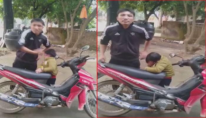 Người bố tra tấn tàn bạo con trai 5 tuổi ở Vĩnh Phúc lên tiếng - Ảnh 1.