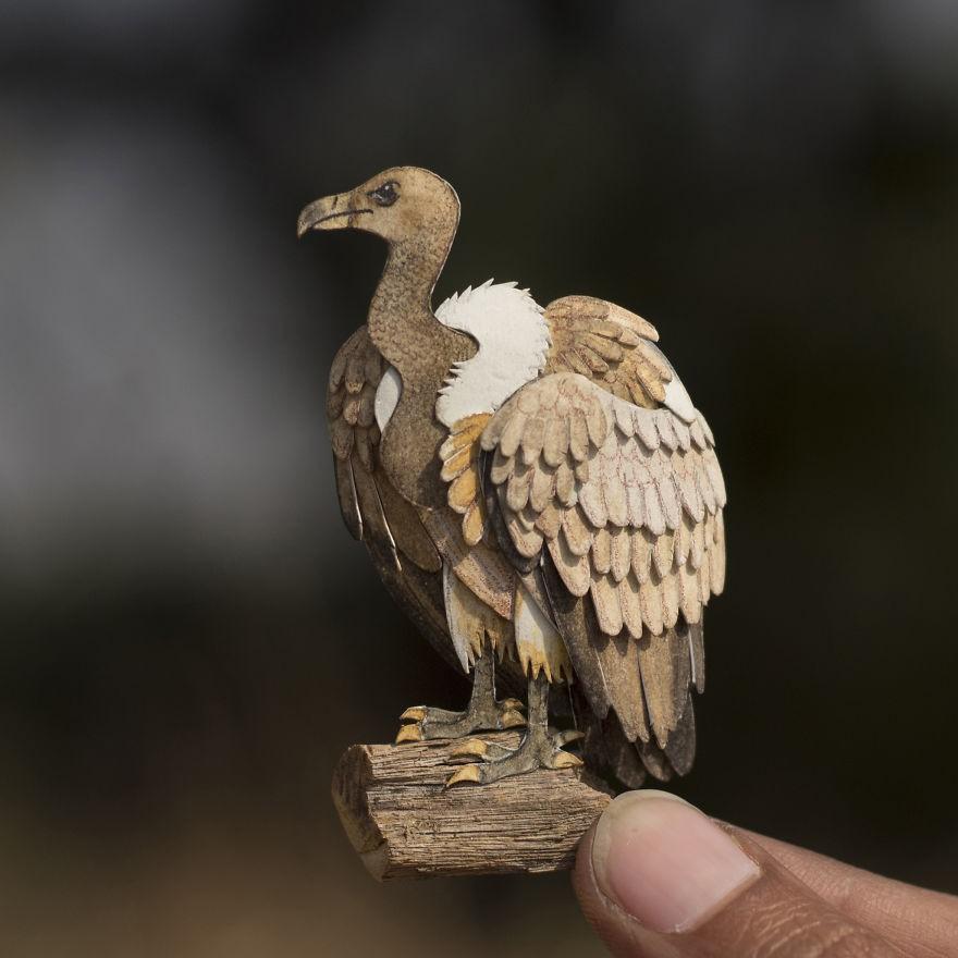 Kinh ngạc trước loạt chim bé bằng móng tay nhưng thông điệp mà chúng truyền tải mới là điều ý nghĩa - Ảnh 2.