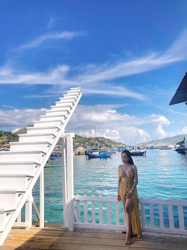 """Phát hiện """"cầu thang vô cực"""" phiên bản trên biển, hứa hẹn là điểm check-in siêu hot trong mùa hè này - Ảnh 4."""