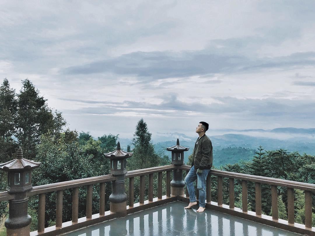 Chưa đi Nhật cũng đừng buồn, Việt Nam có hẳn 3 phiên bản chùa chiền có kiến trúc độc đáo cộp mác xứ sở mặt trời mọc đây này! - Ảnh 12.