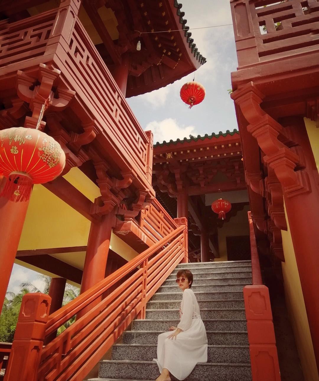 Chưa đi Nhật cũng đừng buồn, Việt Nam có hẳn 3 phiên bản chùa chiền có kiến trúc độc đáo cộp mác xứ sở mặt trời mọc đây này! - Ảnh 4.