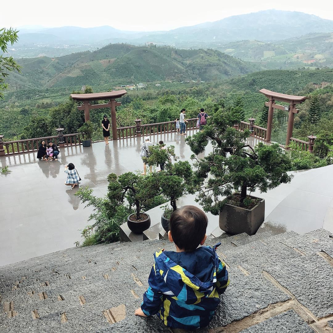 Chưa đi Nhật cũng đừng buồn, Việt Nam có hẳn 3 phiên bản chùa chiền có kiến trúc độc đáo cộp mác xứ sở mặt trời mọc đây này! - Ảnh 17.
