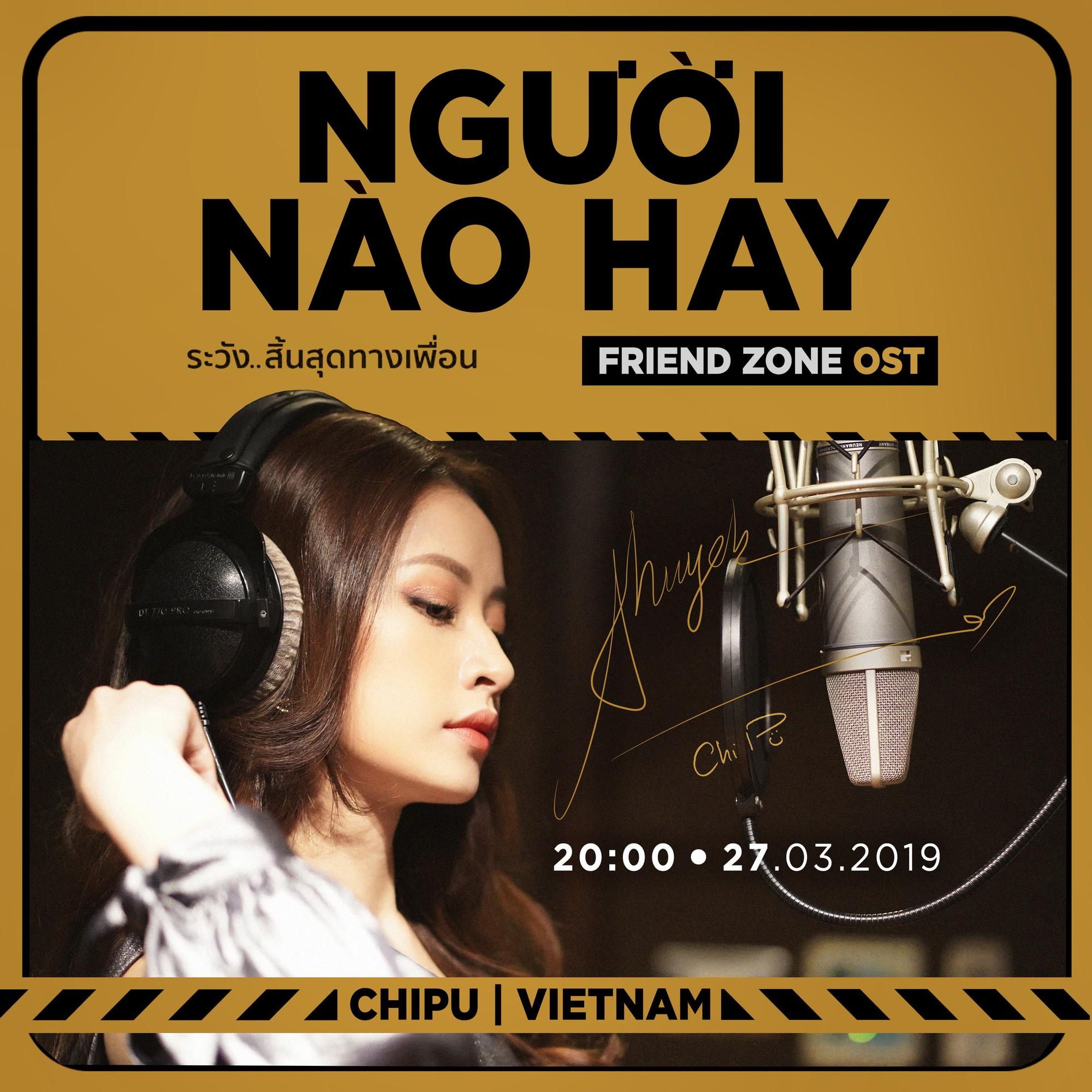 Không cần chị Google, mỹ nam Friend Zone quay clip chào fan Việt, không quên khen Chi Pu hát hay - Ảnh 4.