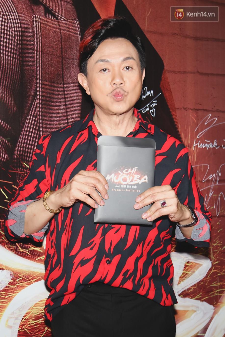 Thu Trang diện đầm hững hờ, bốc lửa đốt mắt bên Tiến Luật tại buổi ra mắt phim điện ảnh Chị Mười Ba - Ảnh 10.