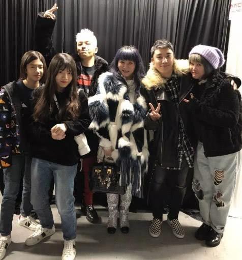 Cuộc sống thượng hạng của nữ kim chủ chống lưng Seungri: Dát hàng hiệu lên người, không tiếc tiền theo chân G-Dragon - Ảnh 4.