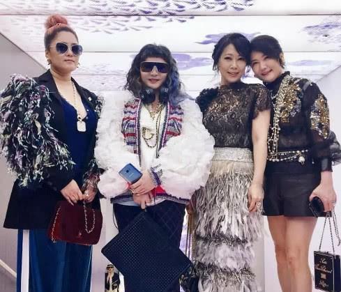 Cuộc sống thượng hạng của nữ kim chủ chống lưng Seungri: Dát hàng hiệu lên người, không tiếc tiền theo chân G-Dragon - Ảnh 9.