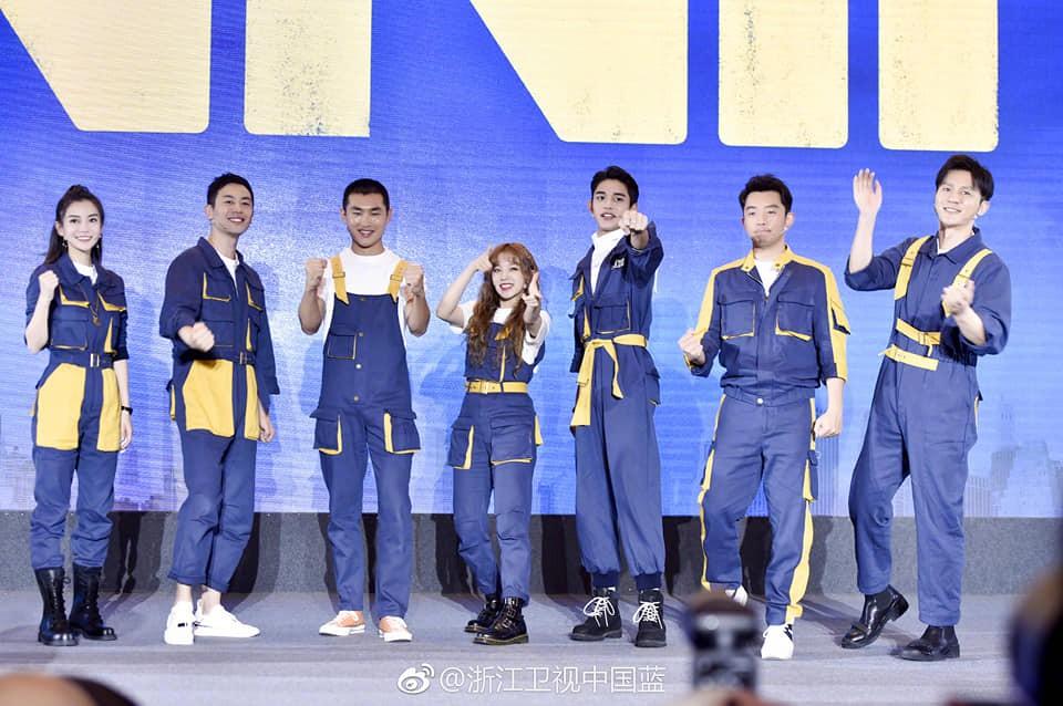 Running Man Trung Quốc ra mắt đội hình mới, Angela Baby không còn là thành viên... nấm lùn nhất - Ảnh 3.