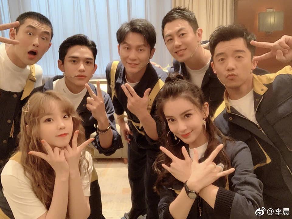 Running Man Trung Quốc ra mắt đội hình mới, Angela Baby không còn là thành viên... nấm lùn nhất - Ảnh 5.