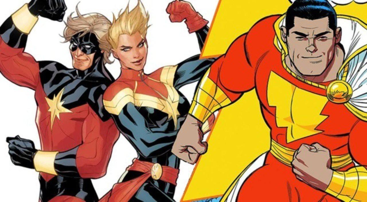 """Bạn có biết: Shazam mới chính là """"Captain Marvel thực thụ""""? - Ảnh 3."""