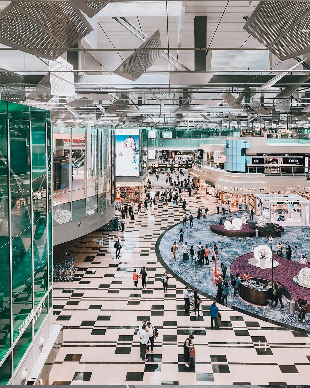 Kết quả hình ảnh cho sân bay changi