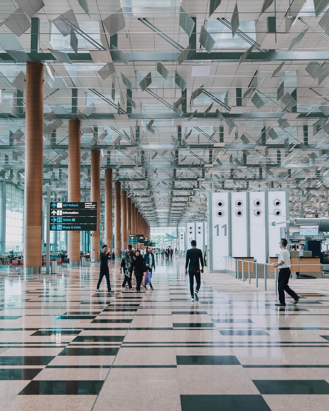 Há hốc mồm với không gian siêu hoàng tráng bên trong sân bay được bình chọn tốt nhất thế giới suốt 7 năm liền - Ảnh 8.