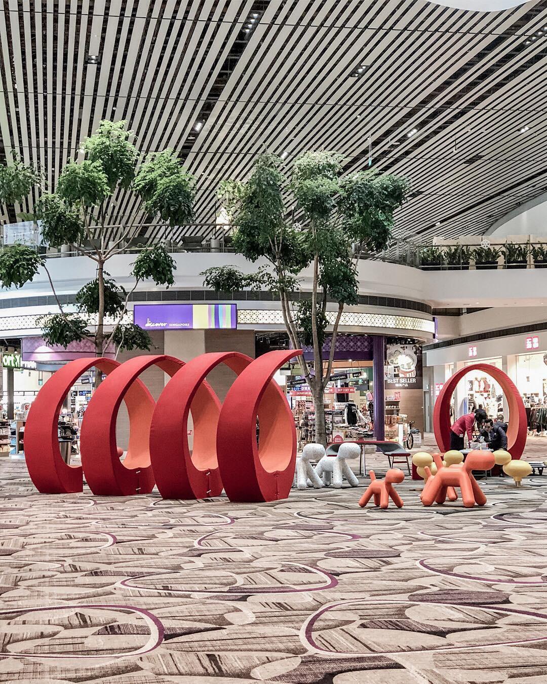 Há hốc mồm với không gian siêu hoàng tráng bên trong sân bay được bình chọn tốt nhất thế giới suốt 7 năm liền - Ảnh 13.