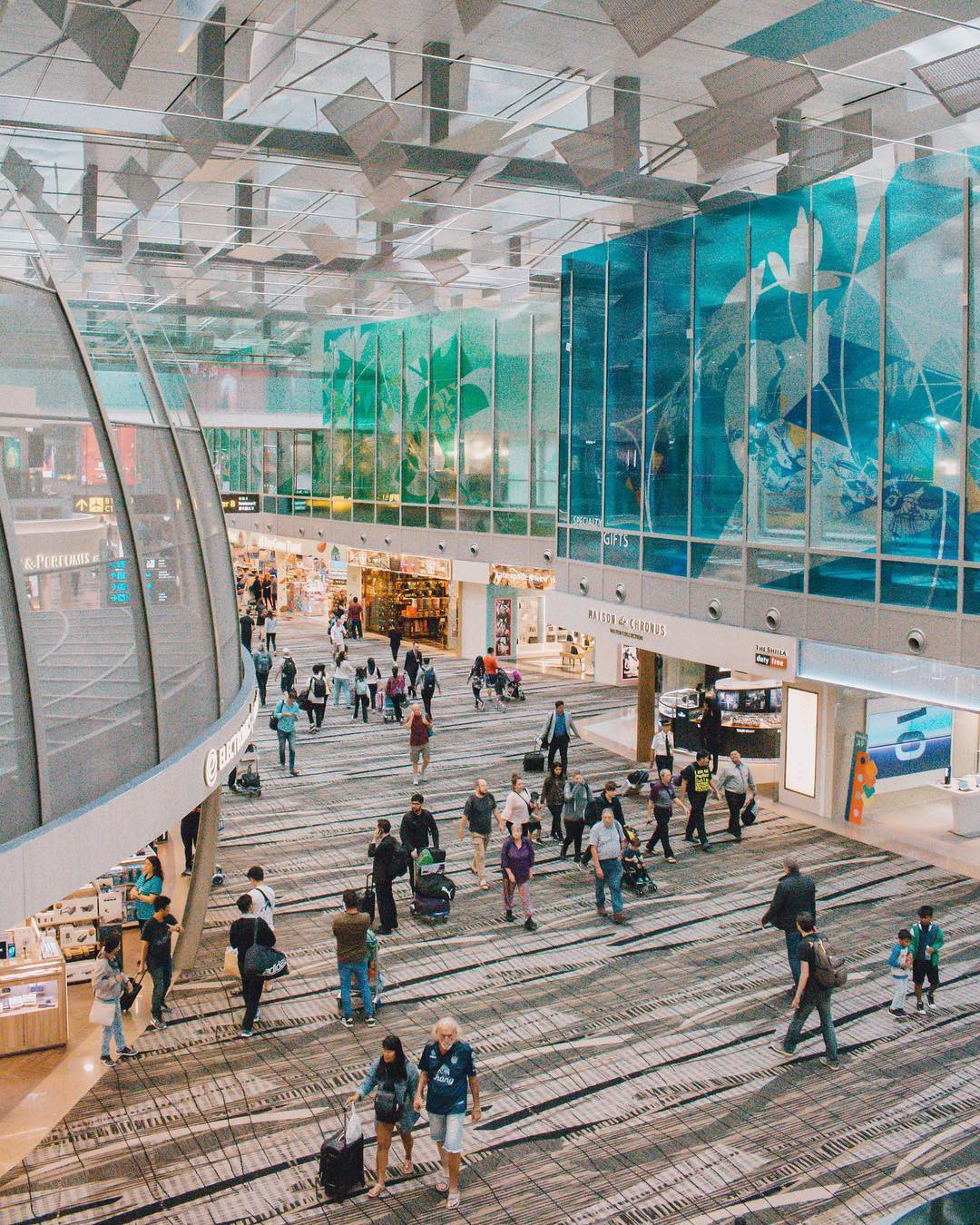 Há hốc mồm với không gian siêu hoàng tráng bên trong sân bay được bình chọn tốt nhất thế giới suốt 7 năm liền - Ảnh 9.