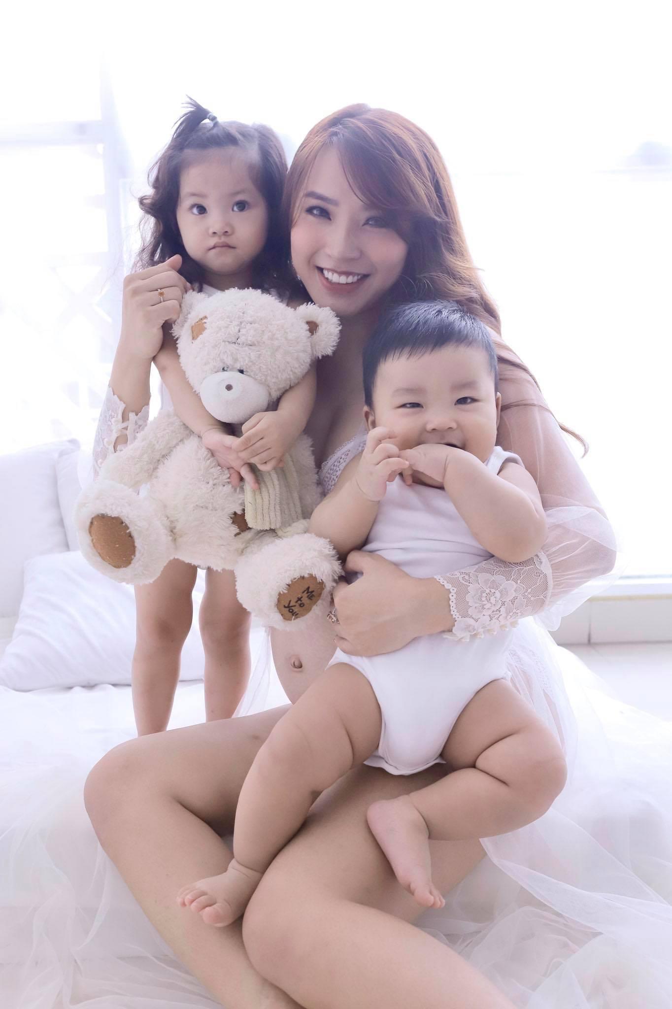 Hải Băng nói về quyết định giã từ sự nghiệp nghệ thuật ở tuổi 29 trước khi hạ sinh con thứ 3 - Ảnh 1.